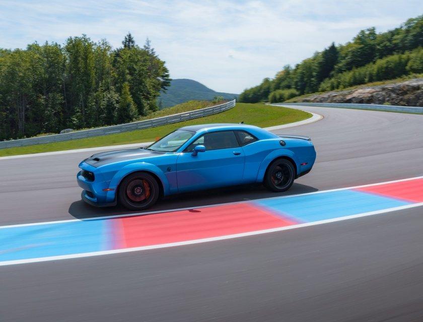 Dodge Challenger SRT Hellcat Redeye Widebody 2019