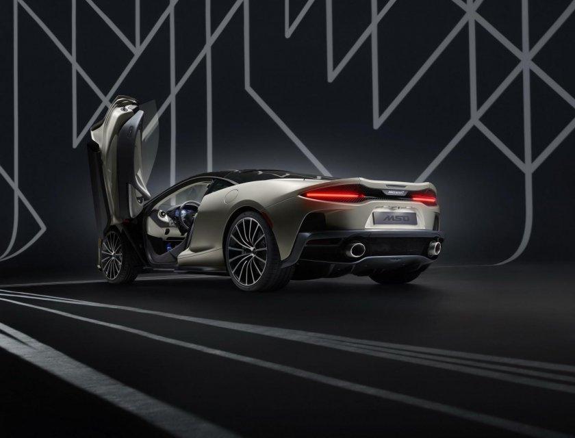 McLaren GT MSO 2019