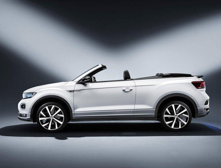 Volkswagen T-Roc Cabrio 2020