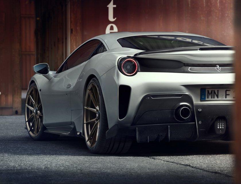 Ferrari 488 Pista Novitec 2019