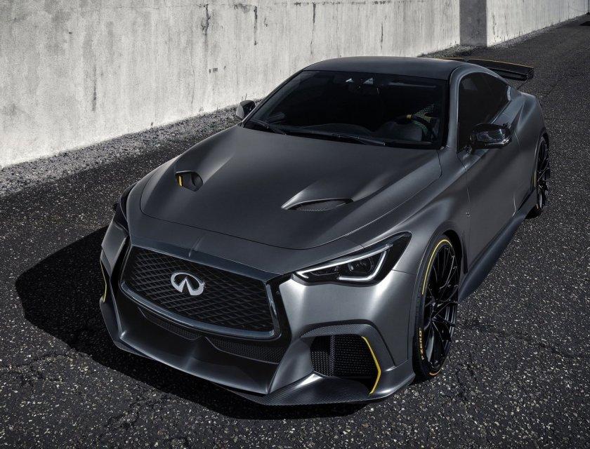 Infiniti Q60 Project Black S 2019
