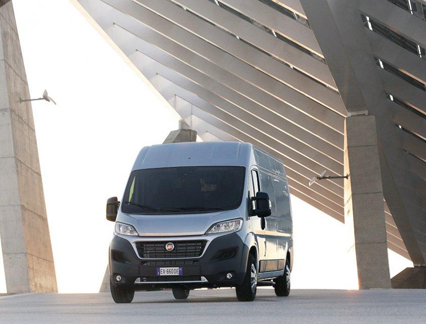 FIAT Ducato Cargo Van 2020