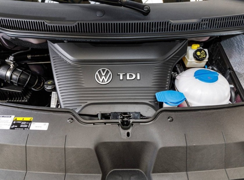 Volkswagen Transporter T6 2020