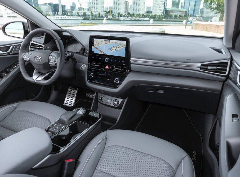 Hyundai Ioniq Eléctrico 2020