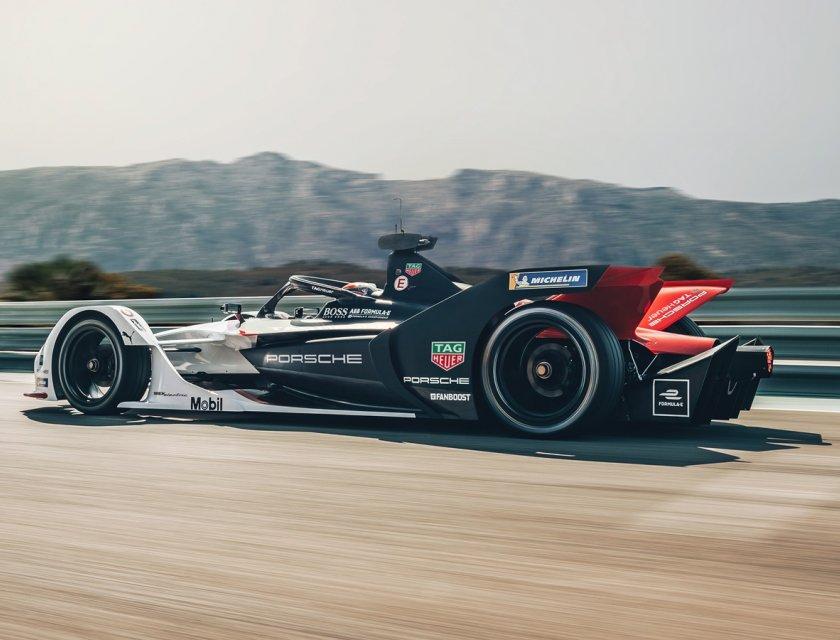 Porsche 99X Electric 2020