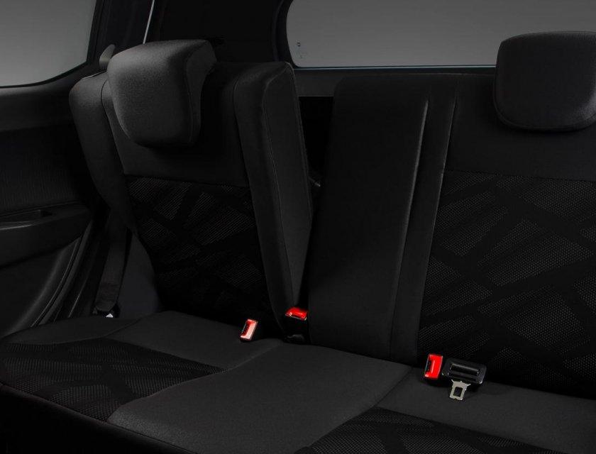 FIAT Mobi Blacktop 2020