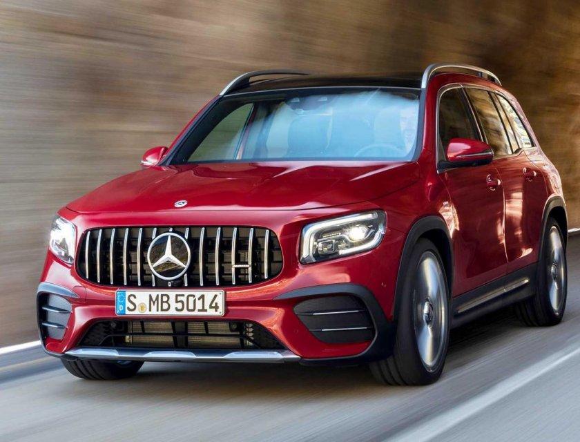 Mercedes-AMG GLB 35 2020