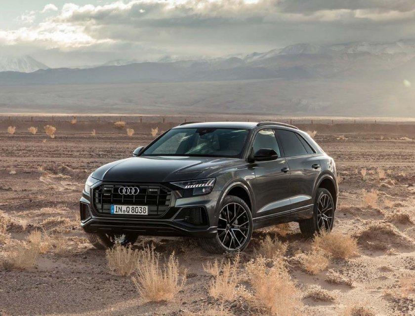 Audi Q8 2020 precio en México