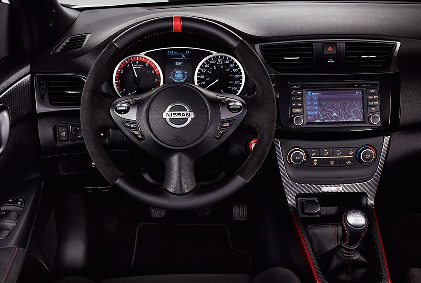 Nissan Sentra Nismo 2019