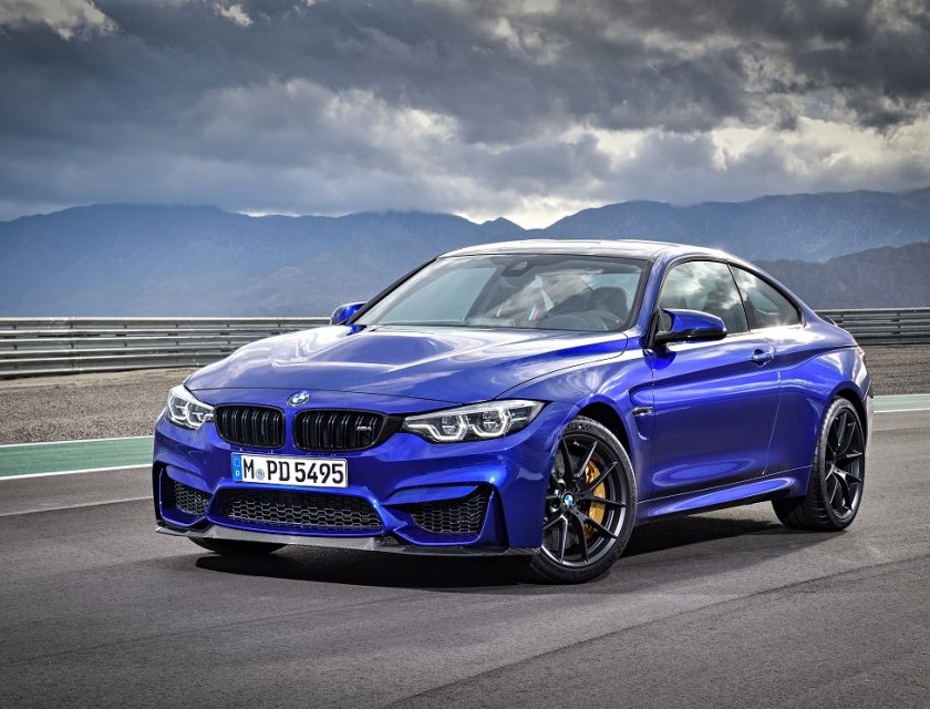 BMW M4 CS 2019