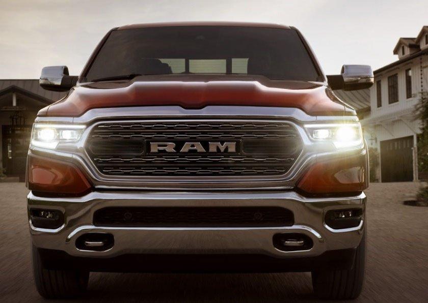 Ram 1500 Mild-Hybrid 2020