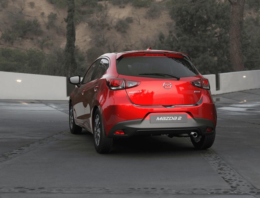 Mazda 2 Hatchback i Grand Touring 2019