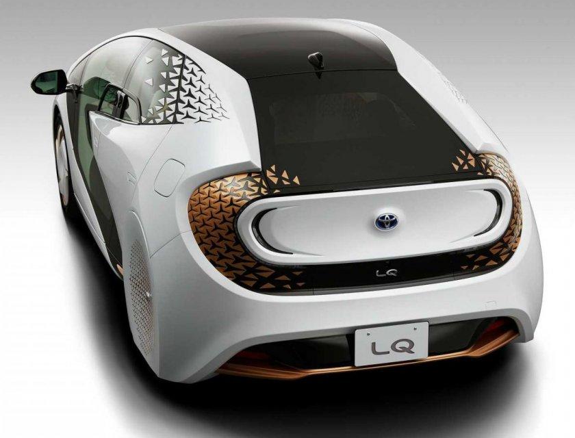 Toyota LQ Concept 2020