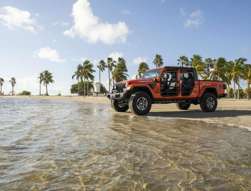 Jeep Gladiator Three O Five