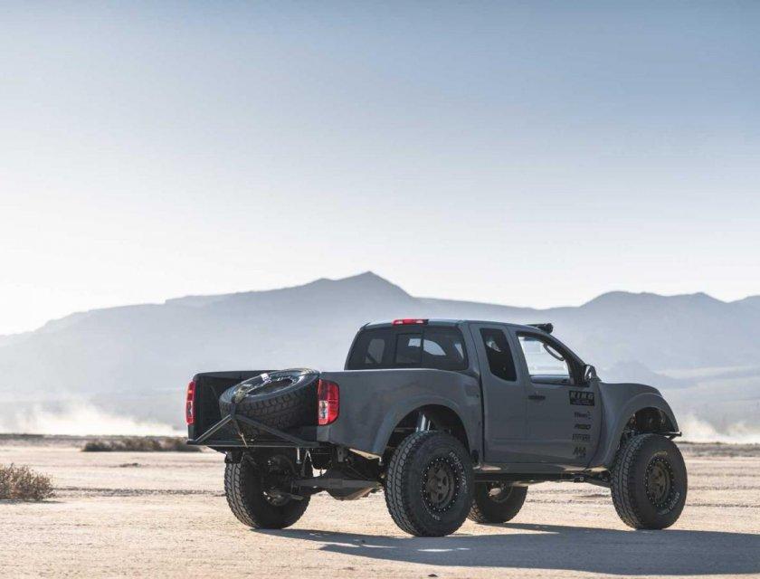 Nissan Frontier Desert Runner 2020