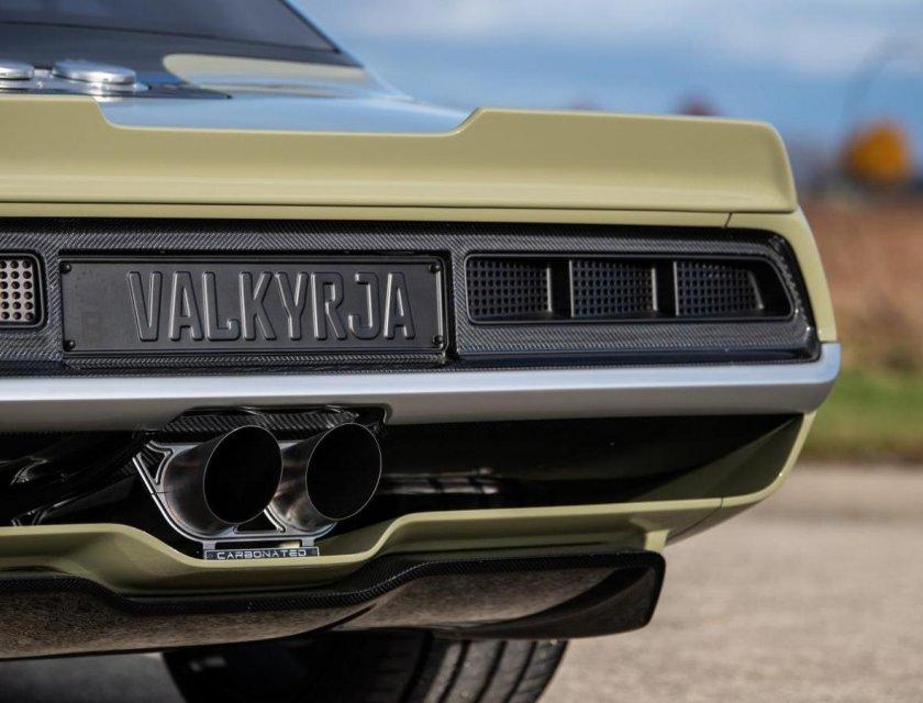 Chevrolet Camaro Valkyrja 1969