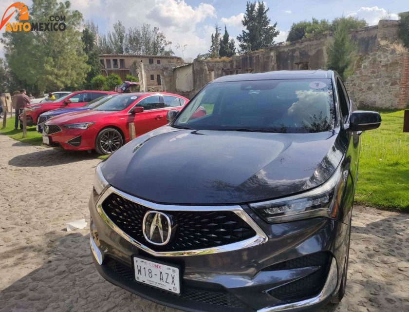 Acura Precision Crafted Performance Test Drive