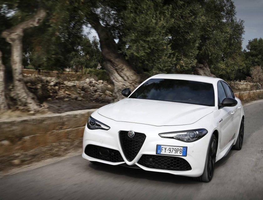 Alfa Romeo Giulia & Stelvio 2020