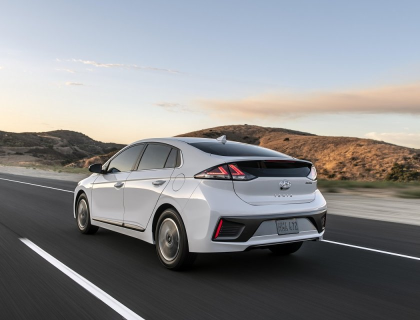 Hyundai Ioniq 2020 (EU)