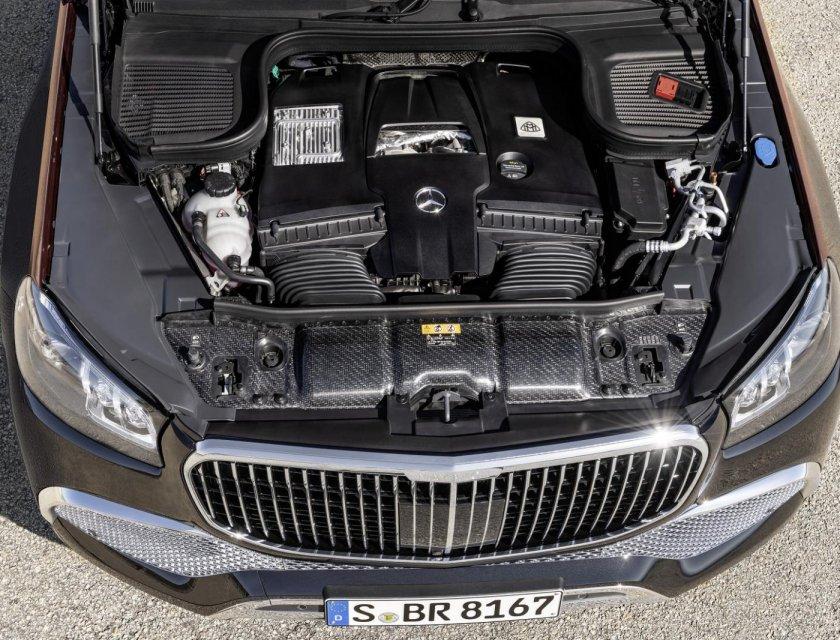 Mercedes-Maybach GLS 600 4Matic 2020