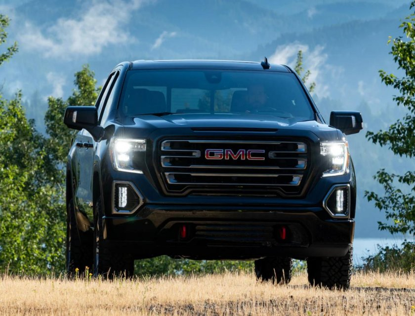 GMC Sierra AT4 2020