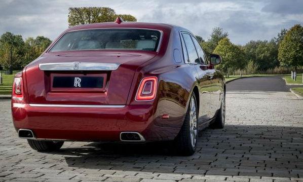 Rolls-Royce Red Phantom