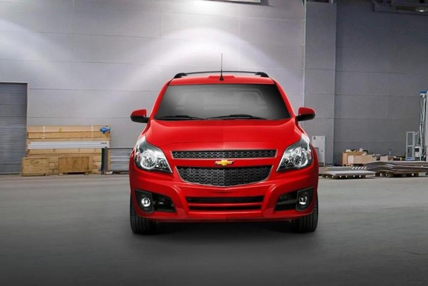 Chevrolet Tornado 2020