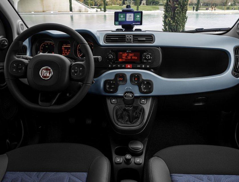 """FIAT 500 y FIAT Panda """"Launch Edition"""""""