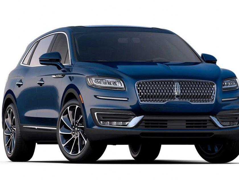 Lincoln Nautilus 2020