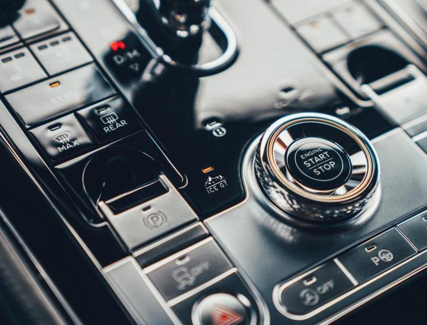 Bentley Ice Race Edition