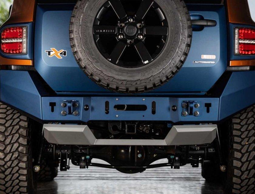 Ford Troller TX4 2020