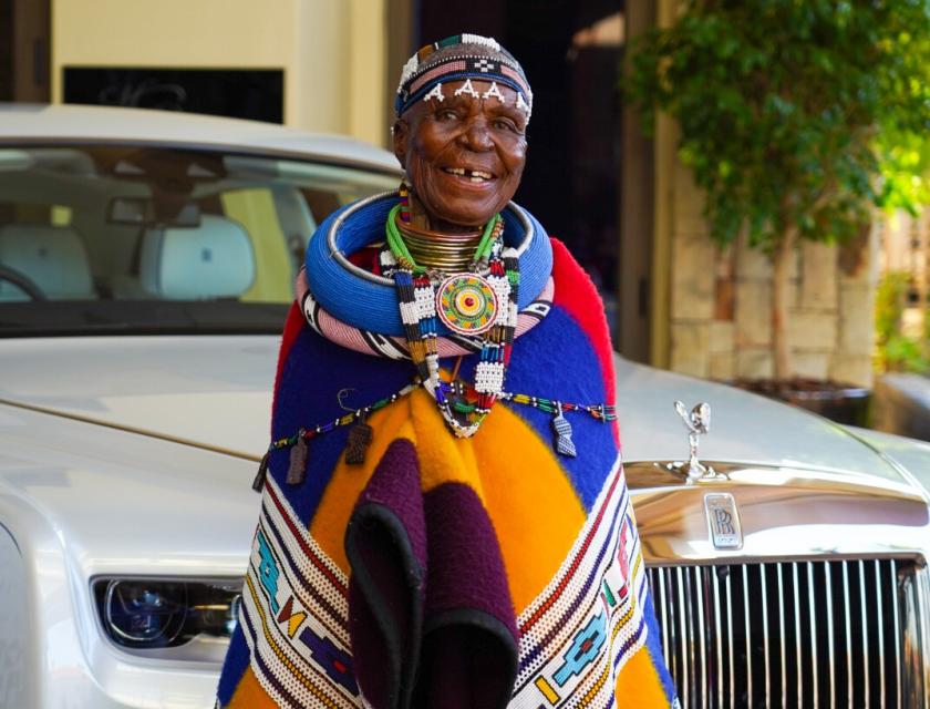 "Rolls-Royce ""The Mahlangu Phantom"""