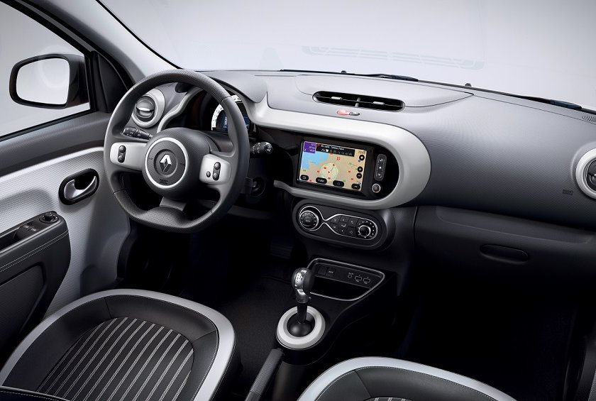 Renault Twingo Z.E.