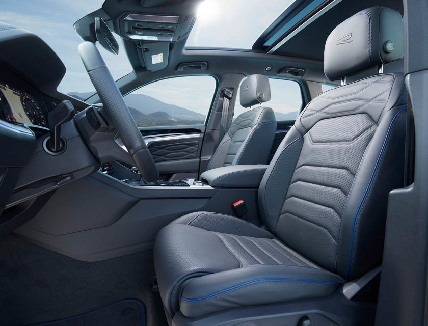 Volkswagen Touareg R 2020