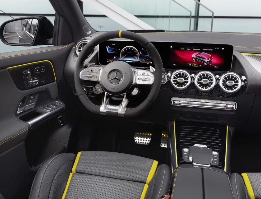 Mercedes-AMG GLA 45 2020