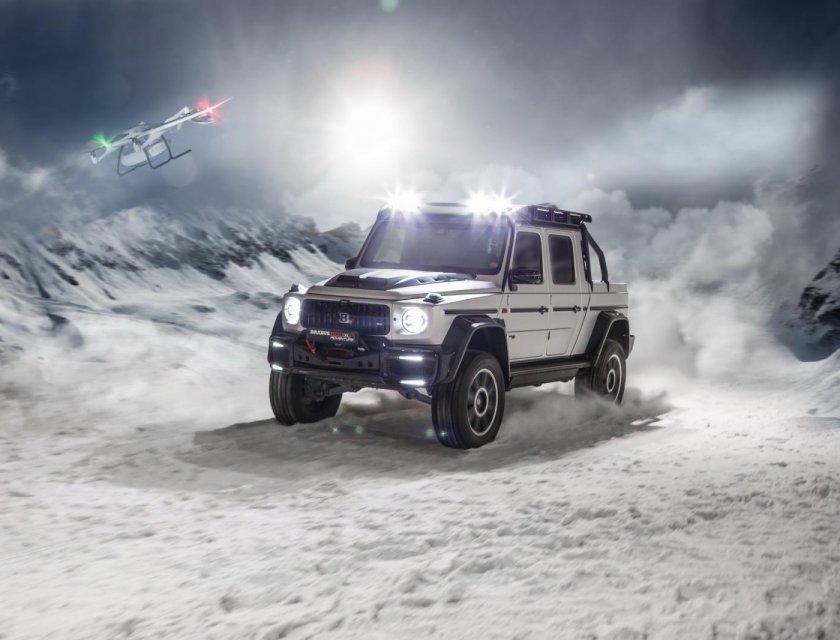 Brabus 800 Adventure XLP 2020
