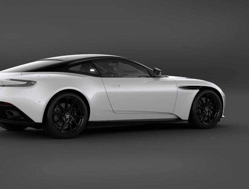 Aston Martin DB11 Shadow Edition 2021