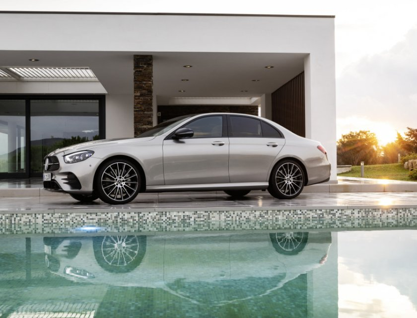 Mercedes-Benz Clase E 2021