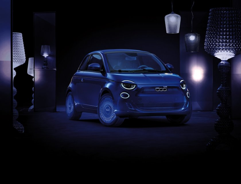 FIAT 500 2021 by Kartell