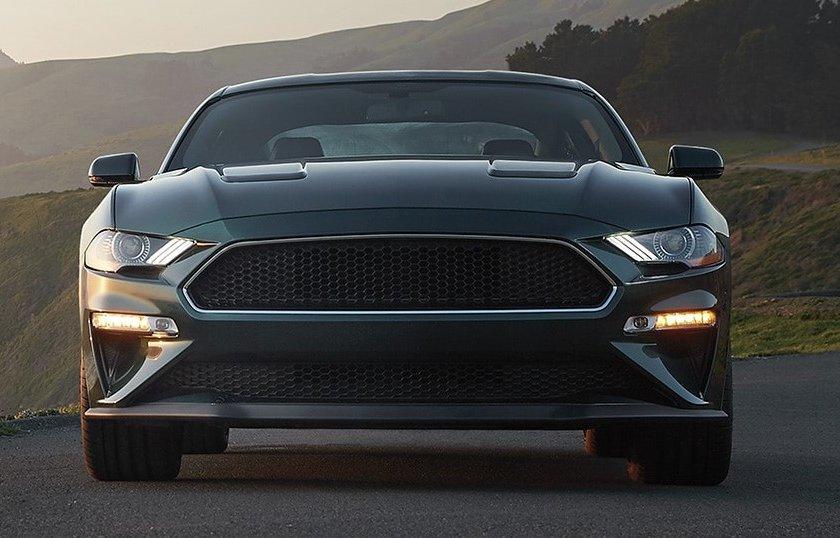 Ford Mustang Bullitt 2020