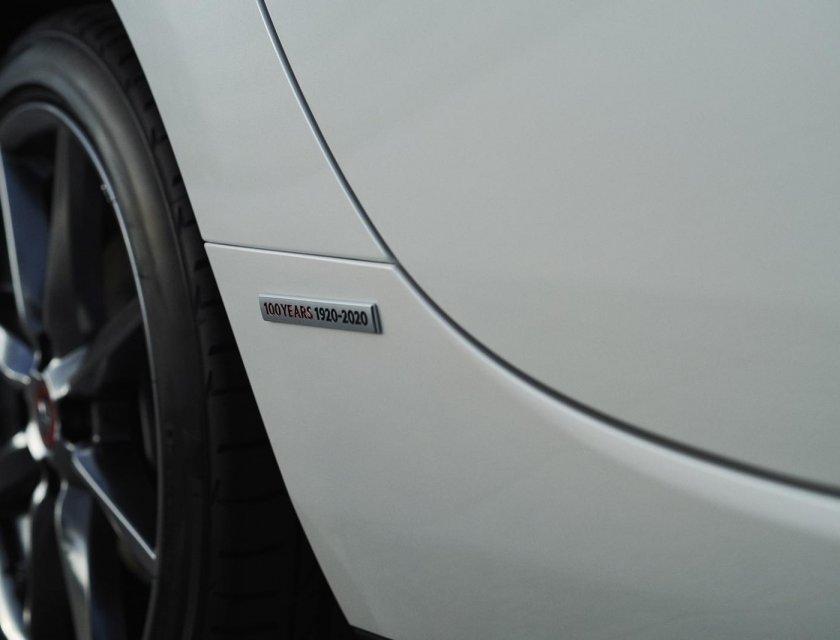Mazda 100th Anniversary Special Edition