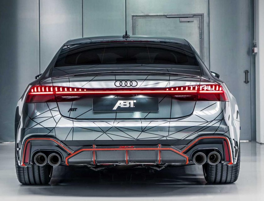 Audi RS7-R by ABT