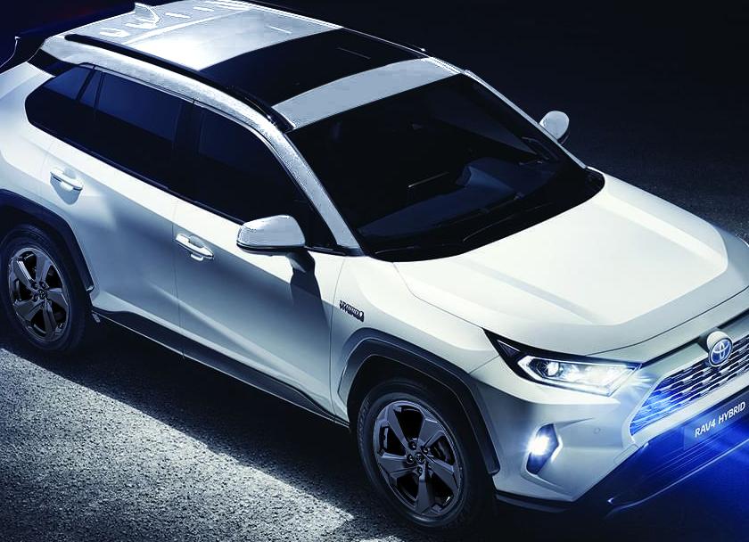 Toyota RAV4 Hybrid 2020