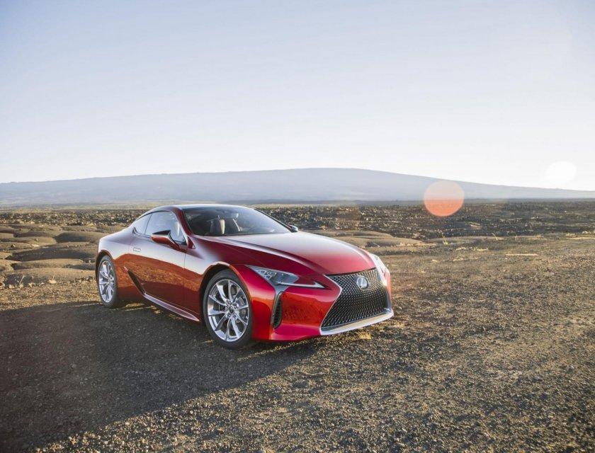 Lexus LC 2021