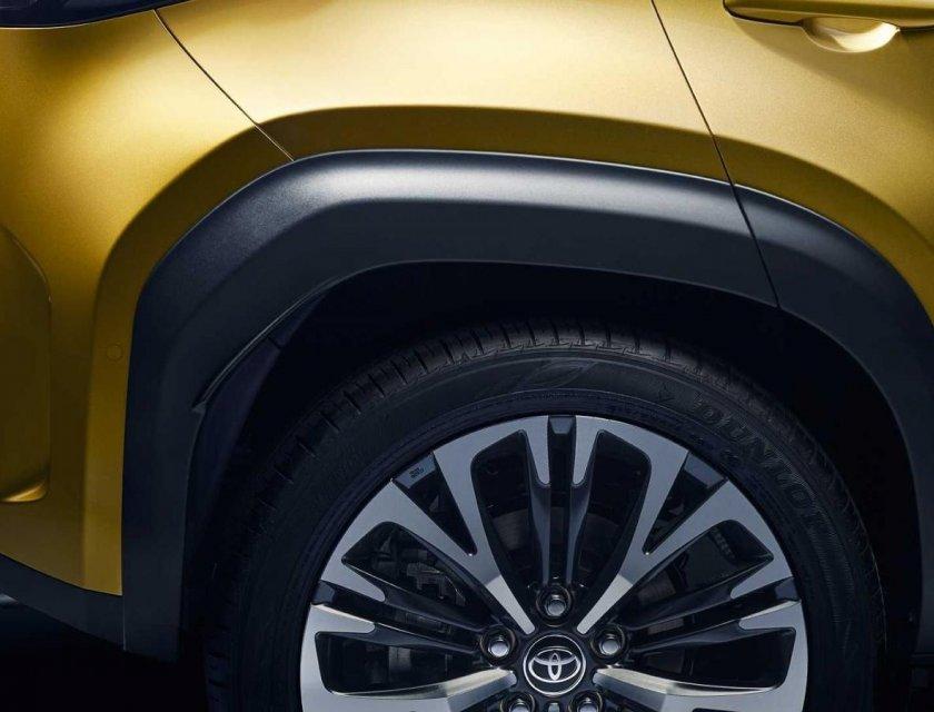 Toyota Yaris Cross 2021