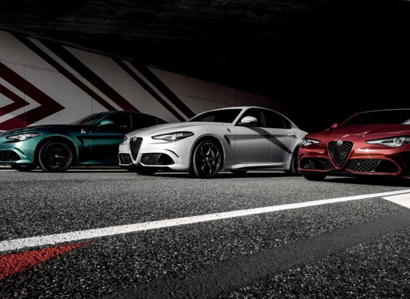 Alfa Romeo Giulia y Stelvio Quadrifoglio 2020