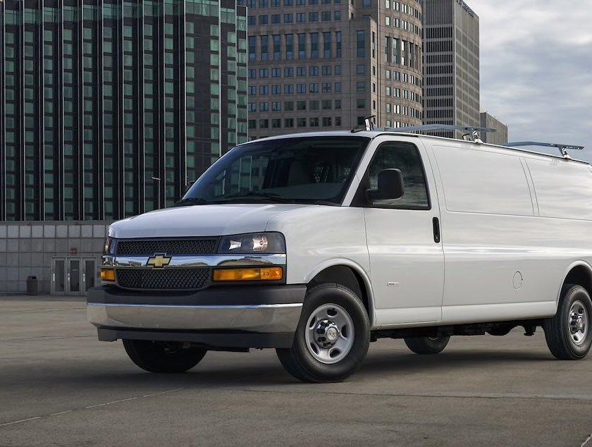 Chevrolet Express precio 3