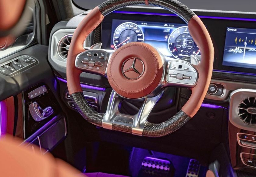 Mercedes-AMG G63 by Hofele