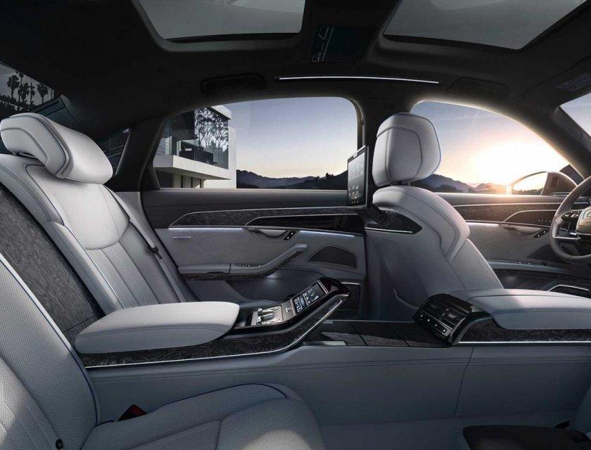 Audi A8 L Security 2021
