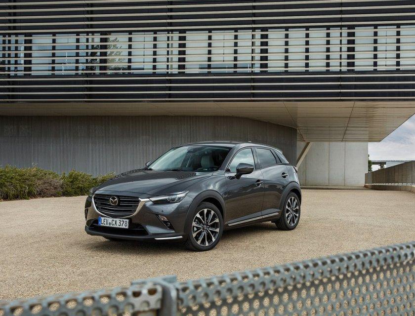 Mazda CX-3 precio 1